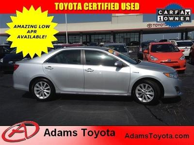 2012 Toyota Camry Hybrid XLE Sedan for sale in Lees Summit for $25,995 with 25,421 miles.