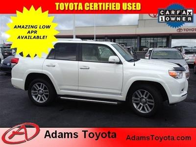 2013 Toyota 4Runner SUV for sale in Lees Summit for $32,950 with 44,705 miles.