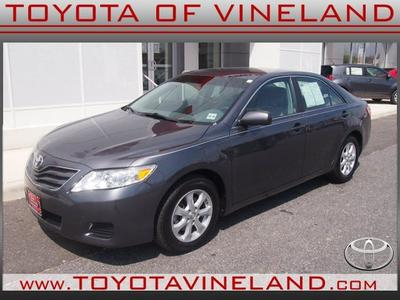 2011 Toyota Camry LE Sedan for sale in Vineland for $17,995 with 33,815 miles.