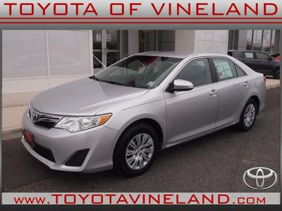 2012 Toyota Camry LE Sedan for sale in Vineland for $19,399 with 27,025 miles.