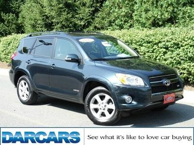 2012 Toyota RAV4 Limited SUV for sale in Frederick for $25,988 with 38,457 miles.