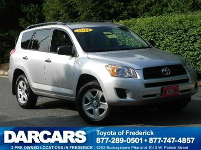 2011 Toyota RAV4 Base SUV for sale in Frederick for $18,988 with 31,450 miles.