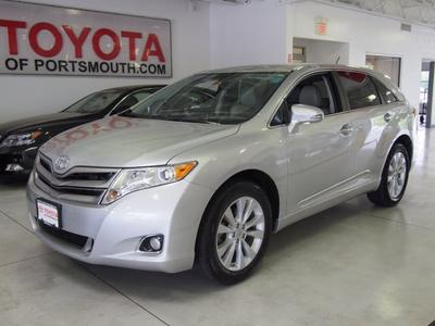 2013 Toyota Venza SUV for sale in Portsmouth for $27,995 with 7,237 miles.