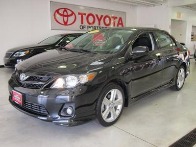 2013 Toyota Corolla Sedan for sale in Portsmouth for $19,495 with 7,356 miles.