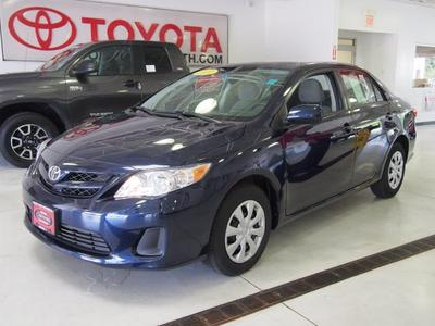 2011 Toyota Corolla LE Sedan for sale in Portsmouth for $15,995 with 19,095 miles.
