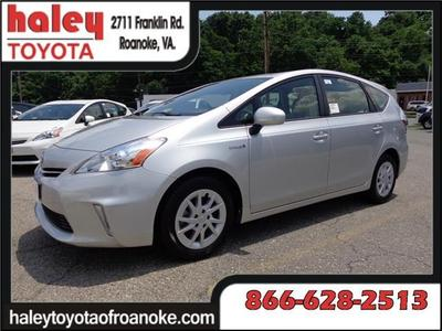 2013 Toyota Prius V Wagon for sale in Roanoke for $28,504 with 768 miles.