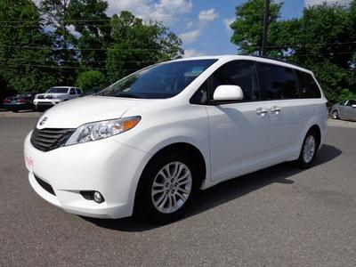2011 Toyota Sienna Base Minivan for sale in Roanoke for $30,990 with 37,163 miles.