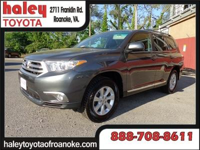 2011 Toyota Highlander SE SUV for sale in Roanoke for $31,990 with 34,914 miles.