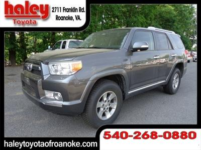 2010 Toyota 4Runner SR5 SUV for sale in Roanoke for $35,990 with 25,607 miles.