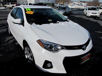 2014 Toyota Corolla Sedan for sale in Staunton for $17,990 with 3,296 miles.