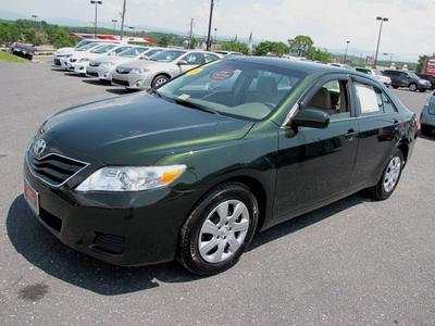 2011 Toyota Camry LE Sedan for sale in Staunton for $14,990 with 48,189 miles.