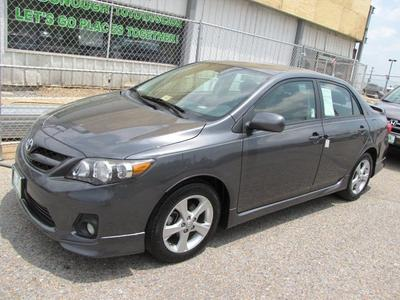 2011 Toyota Corolla S Sedan for sale in Staunton for $14,425 with 23,854 miles.
