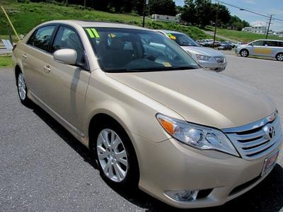 2011 Toyota Avalon Base Sedan for sale in Staunton for $25,800 with 40,008 miles.