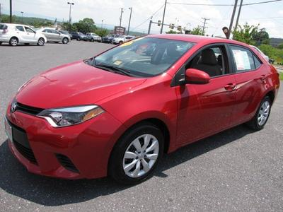 2014 Toyota Corolla Sedan for sale in Staunton for $17,990 with 16,679 miles.
