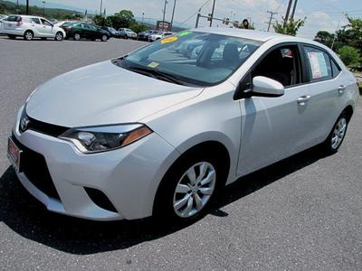 2014 Toyota Corolla Sedan for sale in Staunton for $17,990 with 15,361 miles.