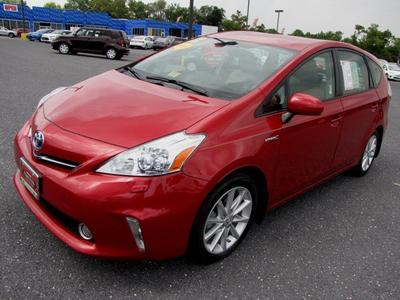 2012 Toyota Prius V Five Wagon for sale in Staunton for $24,550 with 32,557 miles.