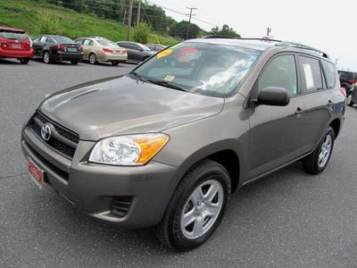2011 Toyota RAV4 Base SUV for sale in Staunton for $20,900 with 35,458 miles.