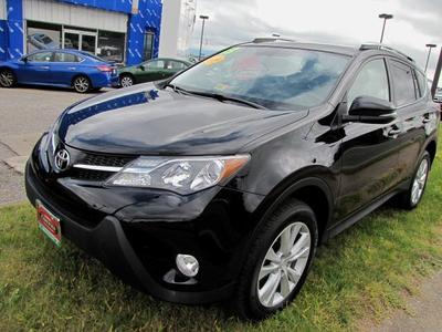 2013 Toyota RAV4 SUV for sale in Staunton for $29,990 with 11,961 miles.