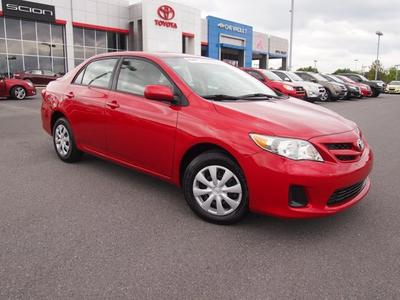 2011 Toyota Corolla LE Sedan for sale in Martinsburg for $13,888 with 37,127 miles.