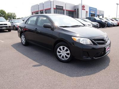 2011 Toyota Corolla LE Sedan for sale in Martinsburg for $13,888 with 39,171 miles.