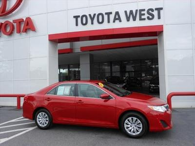 2012 Toyota Camry L Sedan for sale in Statesville for $18,777 with 29,195 miles.