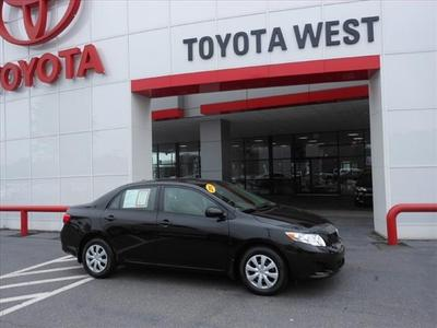 2010 Toyota Corolla LE Sedan for sale in Statesville for $13,777 with 55,121 miles.