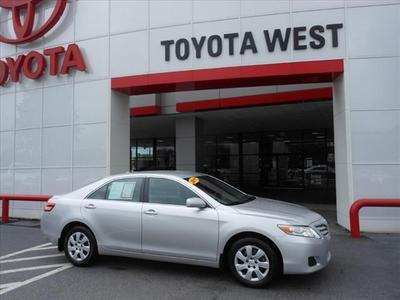 2011 Toyota Camry Base Sedan for sale in Statesville for $15,777 with 23,258 miles.