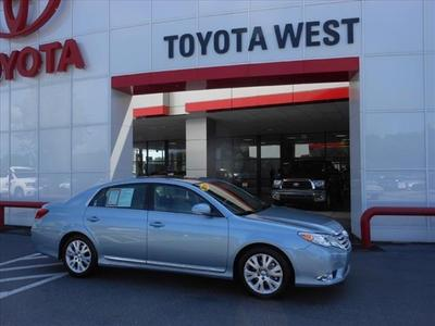 2011 Toyota Avalon Base Sedan for sale in Statesville for $25,777 with 15,652 miles.