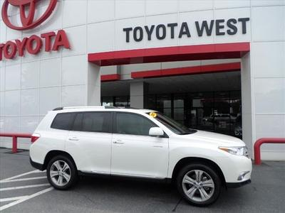 2012 Toyota Highlander Base SUV for sale in Statesville for $36,777 with 20,731 miles.