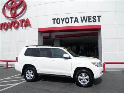 2009 Toyota Land Cruiser SUV for sale in Statesville for $46,777 with 74,968 miles.