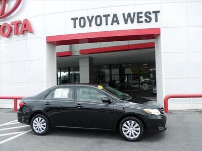2013 Toyota Corolla Sedan for sale in Statesville for $17,777 with 11,333 miles.