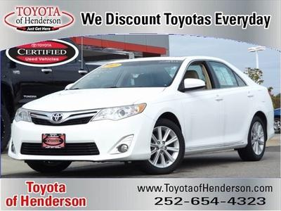 2013 Toyota Camry Sedan for sale in Henderson for $26,783 with 25,133 miles.
