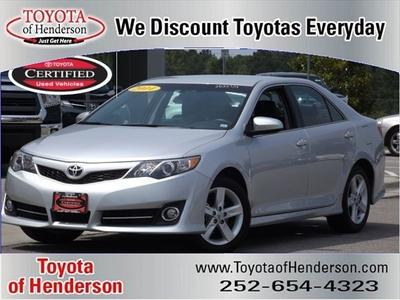 2014 Toyota Camry Sedan for sale in Henderson for $20,981 with 28,405 miles.