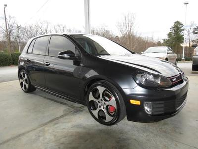 2012 Volkswagen GTI Hatchback for sale in Spartanburg for $19,785 with 12,437 miles.