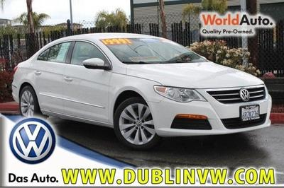 2011 Volkswagen CC R-Line Sedan for sale in Dublin for $18,982 with 29,764 miles.