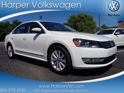 2013 Volkswagen Passat Sedan for sale in Knoxville for $25,500 with 7,072 miles.