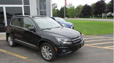 2012 Volkswagen Tiguan SUV for sale in Oneonta for $23,100 with 21,008 miles.