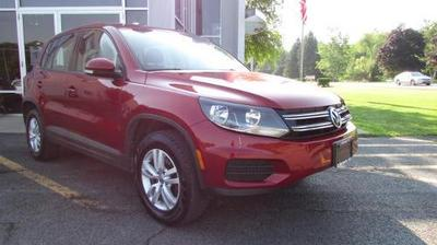 2012 Volkswagen Tiguan SUV for sale in Oneonta for $22,800 with 30,066 miles.