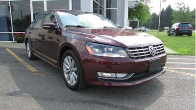2012 Volkswagen Passat 2.5 SEL Sedan for sale in Oneonta for $23,375 with 26,946 miles.