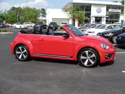 2013 Volkswagen Beetle 2.0T Convertible for sale in Wilmington for $25,995 with 1,645 miles.