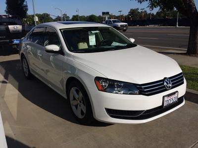 2013 Volkswagen Passat Sedan for sale in Chico for $19,998 with 16,508 miles.