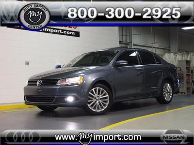 2013 Volkswagen Jetta TDI Sedan for sale in Muskegon for $22,934 with 33,065 miles.