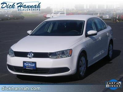 2011 Volkswagen Jetta SE Sedan for sale in Vancouver for $15,800 with 33,362 miles.