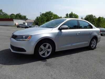 2012 Volkswagen Jetta TDI Sedan for sale in Kingsport for $18,990 with 46,270 miles.