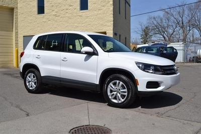 2013 Volkswagen Tiguan S SUV for sale in Livonia for $18,978 with 42,440 miles.