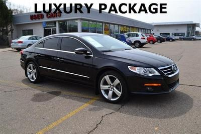 2011 Volkswagen CC Lux Sedan for sale in Livonia for $21,994 with 20,780 miles.
