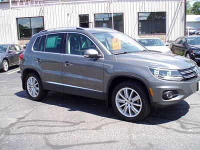 2013 Volkswagen Tiguan SUV for sale in La Crosse for $27,780 with 14,679 miles.