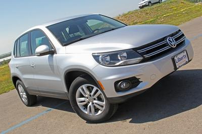 2012 Volkswagen Tiguan S SUV for sale in Rapid City for $20,897 with 31,545 miles.