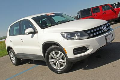 2013 Volkswagen Tiguan S SUV for sale in Rapid City for $19,997 with 30,740 miles.