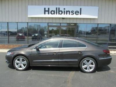 2013 Volkswagen CC 2.0T Sport Sedan for sale in Escanaba for $28,995 with 3,803 miles.